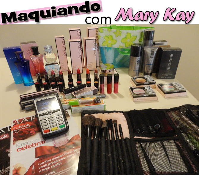 maquiando com Mary Kay copy