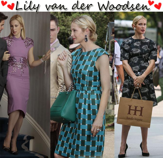 lily van der woodsen