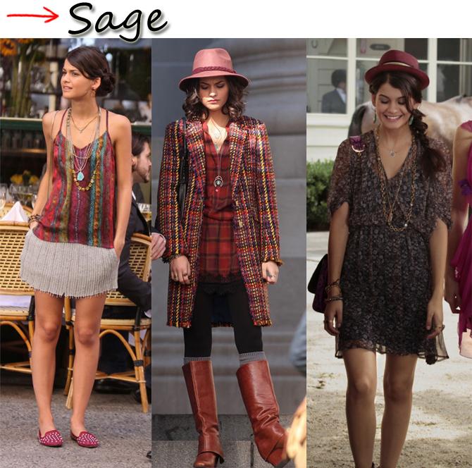 sage gossip girl