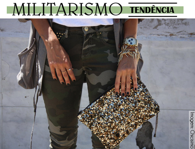 Militarismo - tendência SG