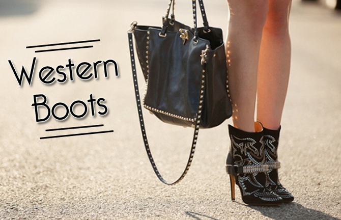 Western Boots SG
