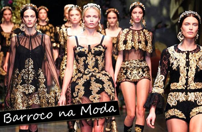 barroco na moda SG