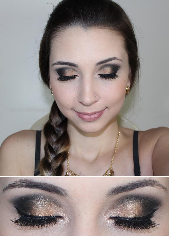 maquiagem preta com dourada copy