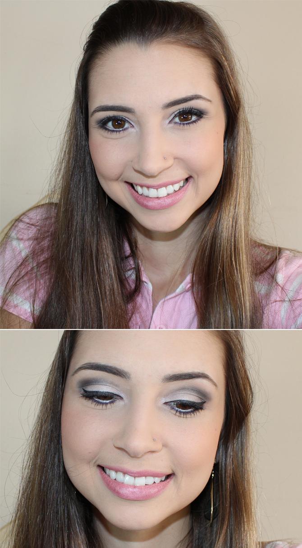 maquiagem - tutorial em foto