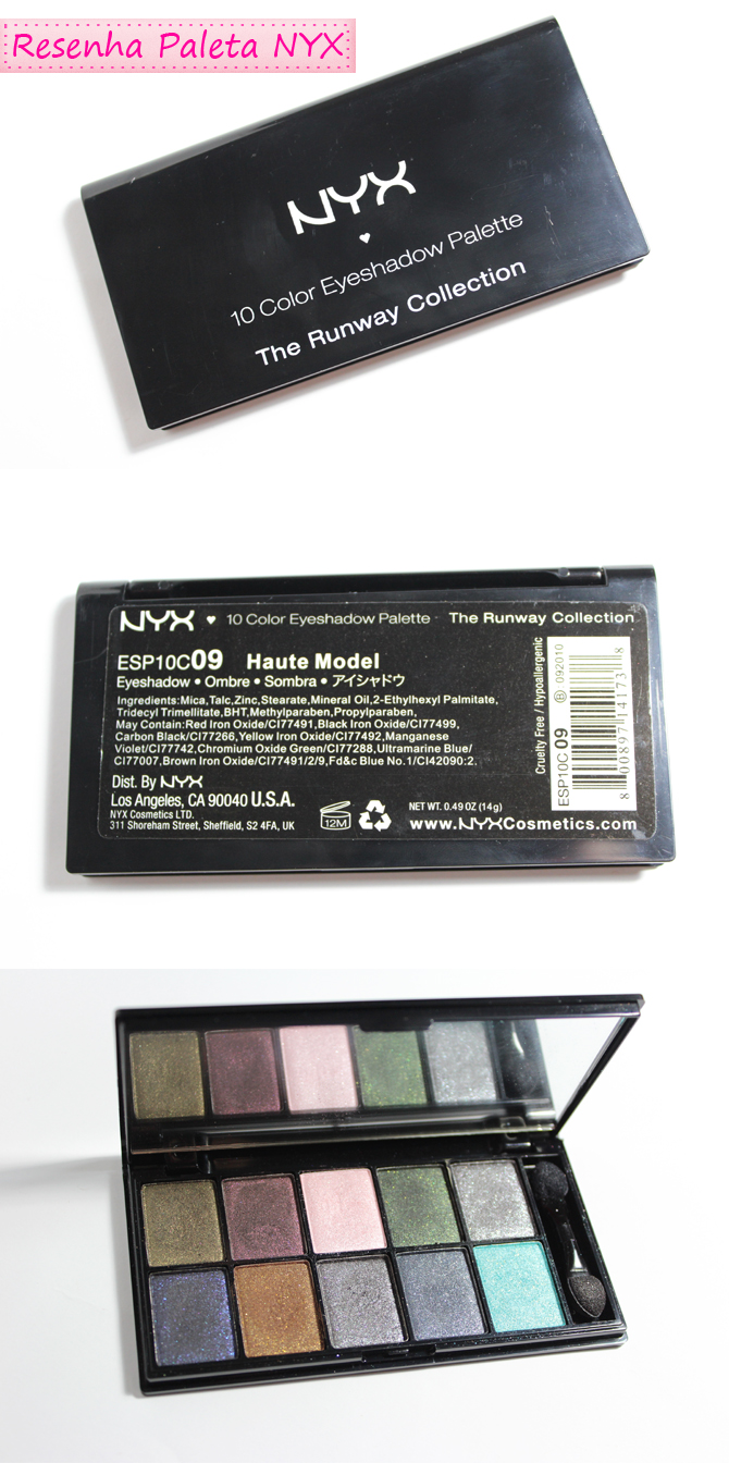 resenha paleta NYX copy