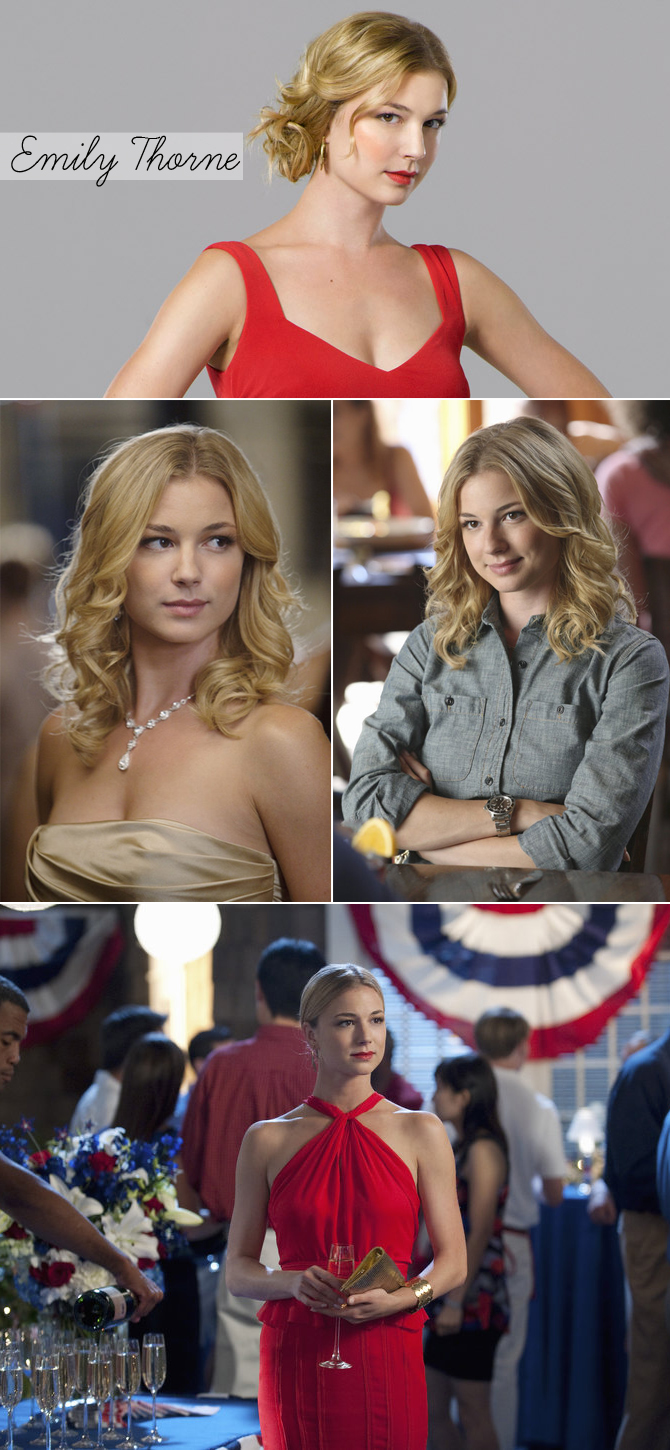 Emily Thorne copy