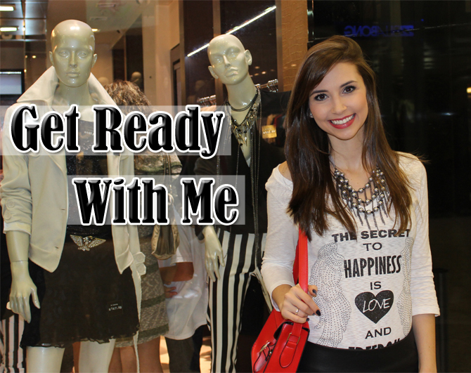 get ready with me  copy