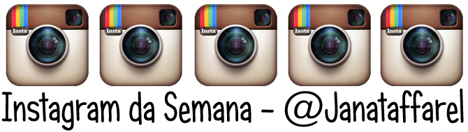 Instagram da Semana copy