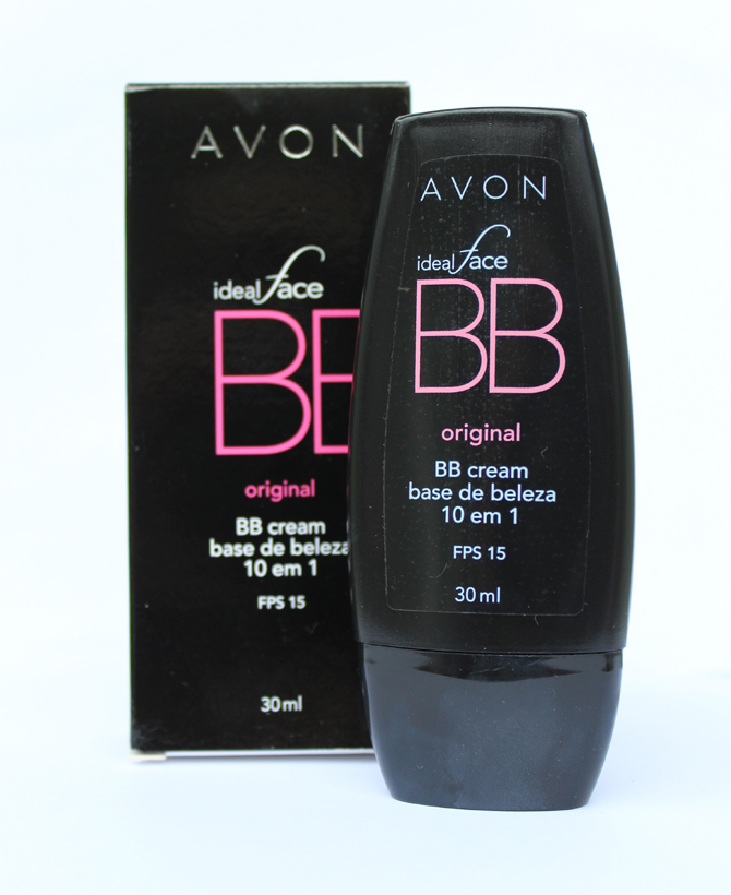1 - Resenha BB Cream Avon