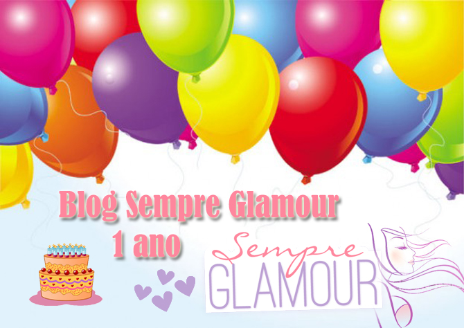 1 ano blog sempre glamour copy