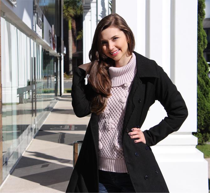 8 - com com blusa trico e casaco