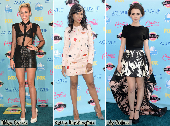 looks Teen Choice Awards 2013 copy