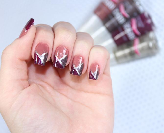 5- esmalte da semana risque nail art