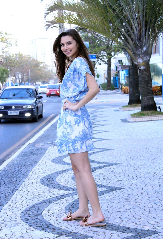 7- vestido azulejo português