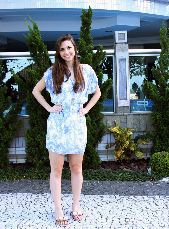 9- vestido azulejo português