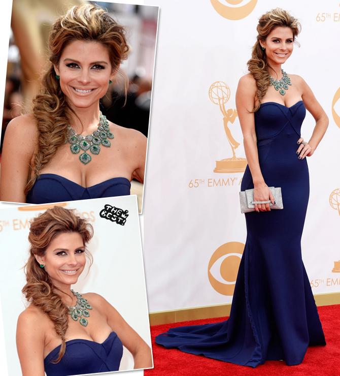 Maria Menounos Emmys 2013
