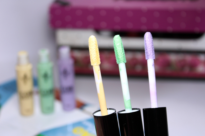 2- corretivos coloridos Yes Cosmetics
