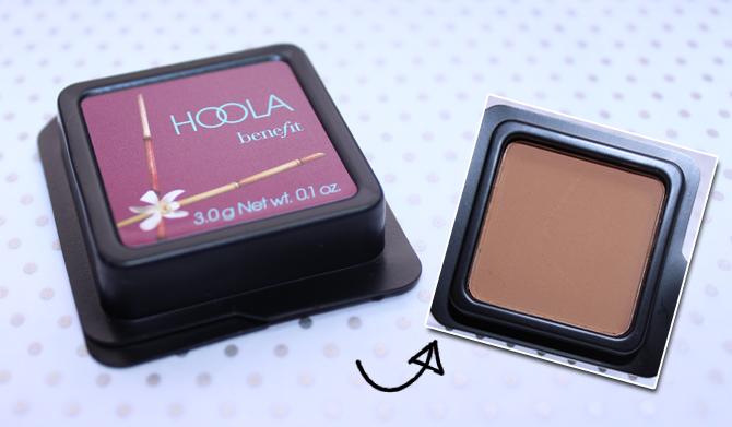 4- Bronzer Hoola Benefit