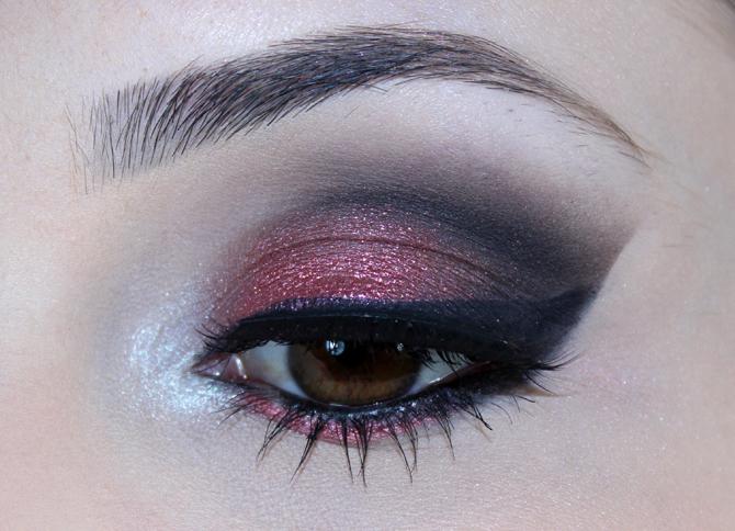 2- tutorial de maquiagem com pigmentoss