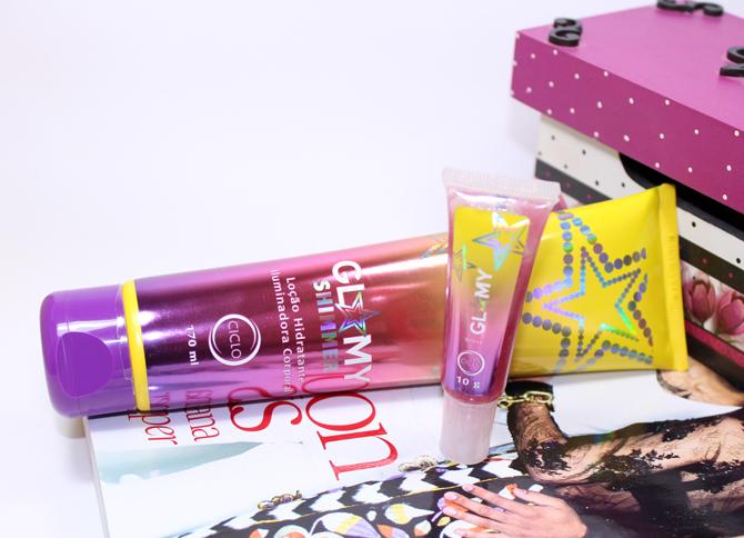 2.1- Glamy Shimmer Ciclo Cosméticos
