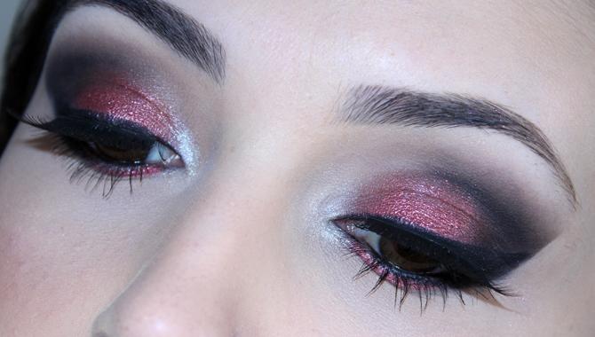 3- tutorial de maquiagem com pigmentos