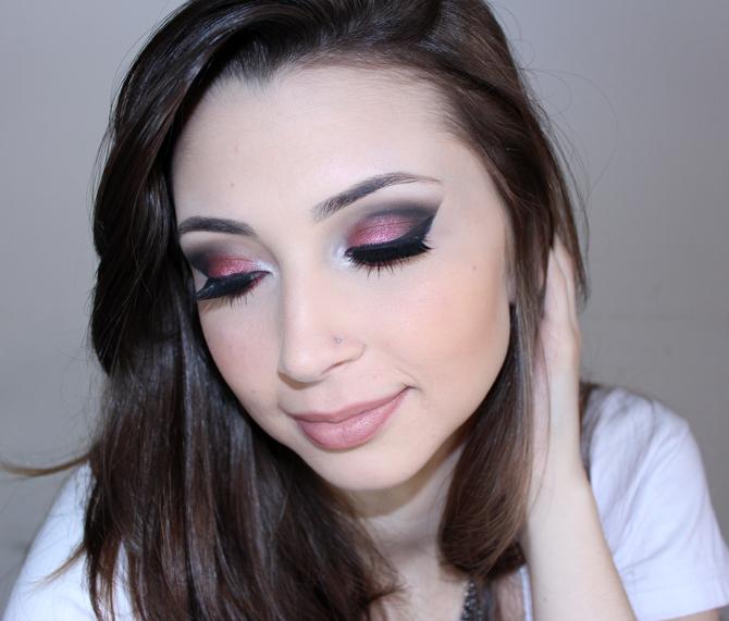 4- tutorial de maquiagem com pigmentos