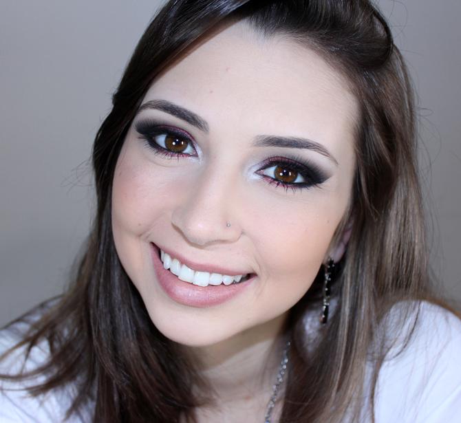 5- tutorial de maquiagem com pigmentos