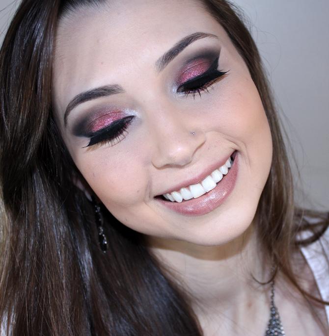7- tutorial de maquiagem com pigmentos