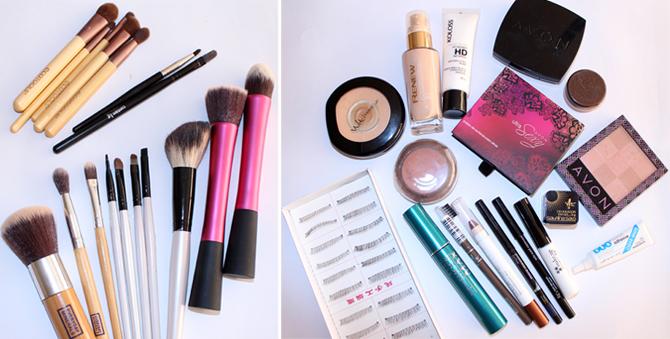 9- produtos usados