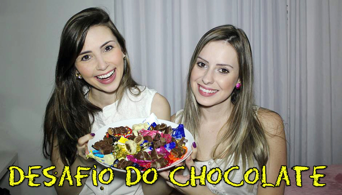 desafio do chocolate
