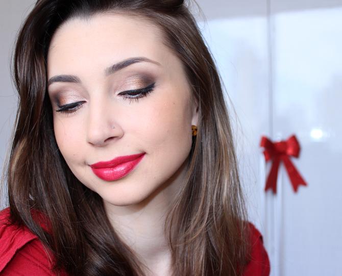 5- maquiagem para usar no Natal