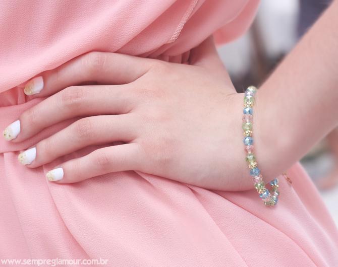10- vestido romantico com perolas