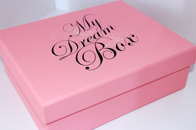 2- Lançamento My Dream Box