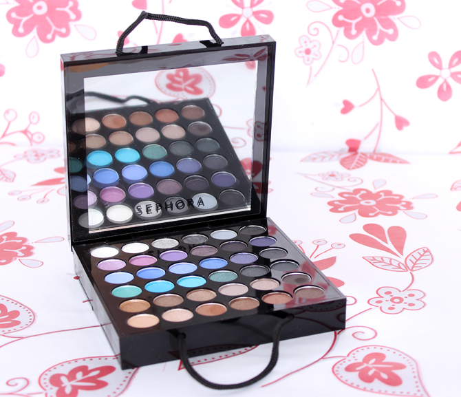 2- sephora makeup palette