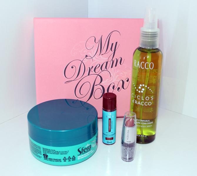 3- Lançamento My Dream Box