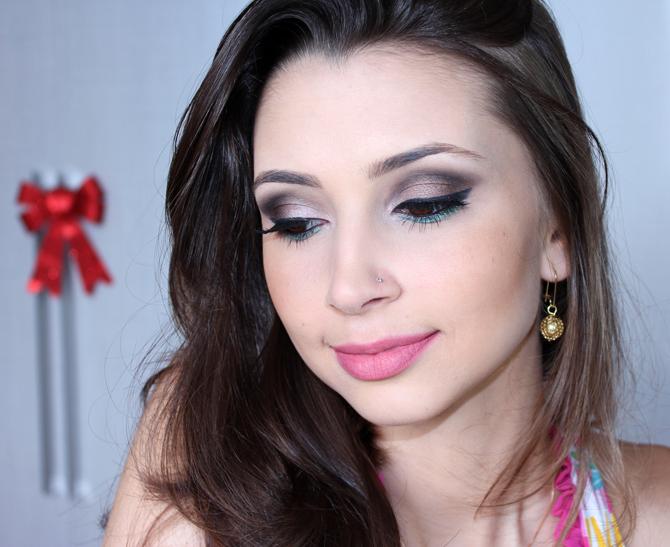 3- maquiagem sofisticada