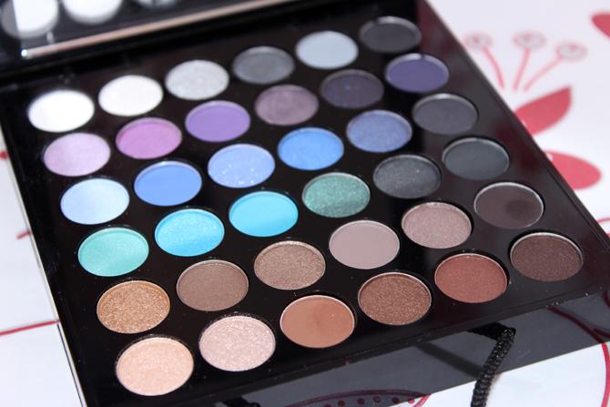 3- sephora makeup palette
