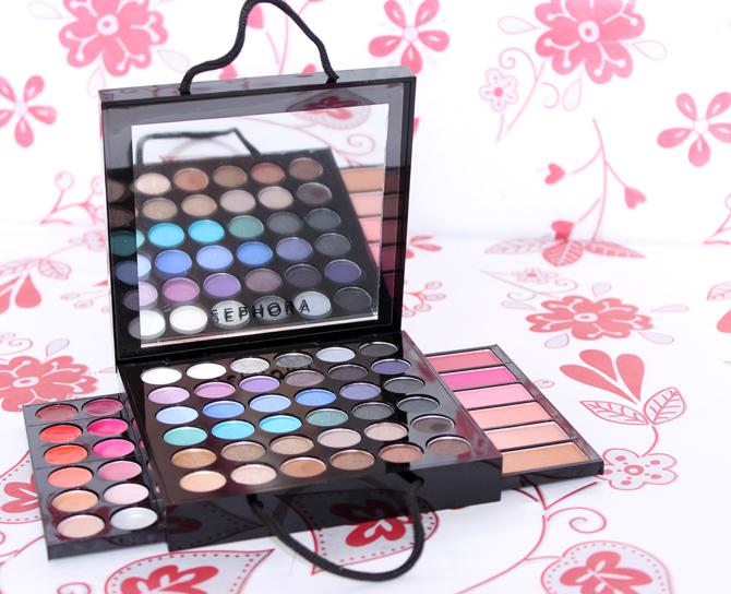 5- sephora makeup palette