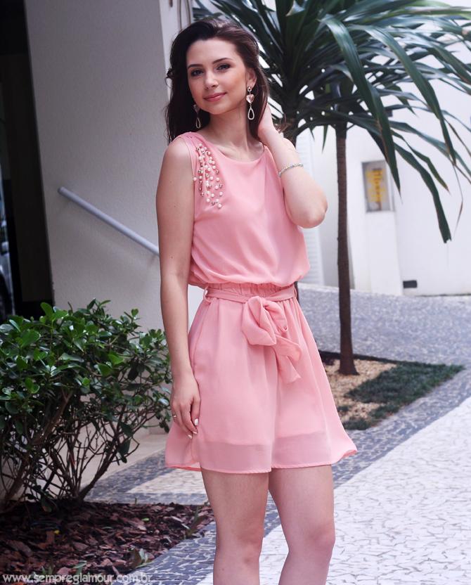 5- vestido romantico com perolas