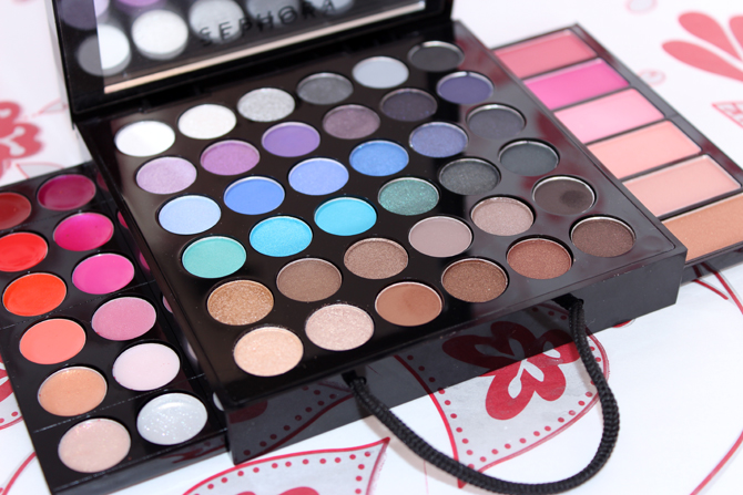 6- sephora makeup palette