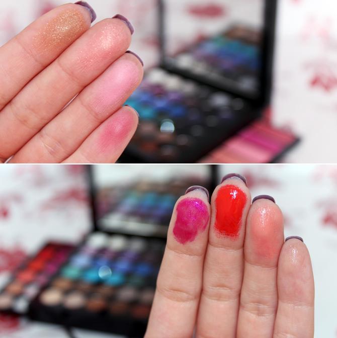 7- sephora makeup palette