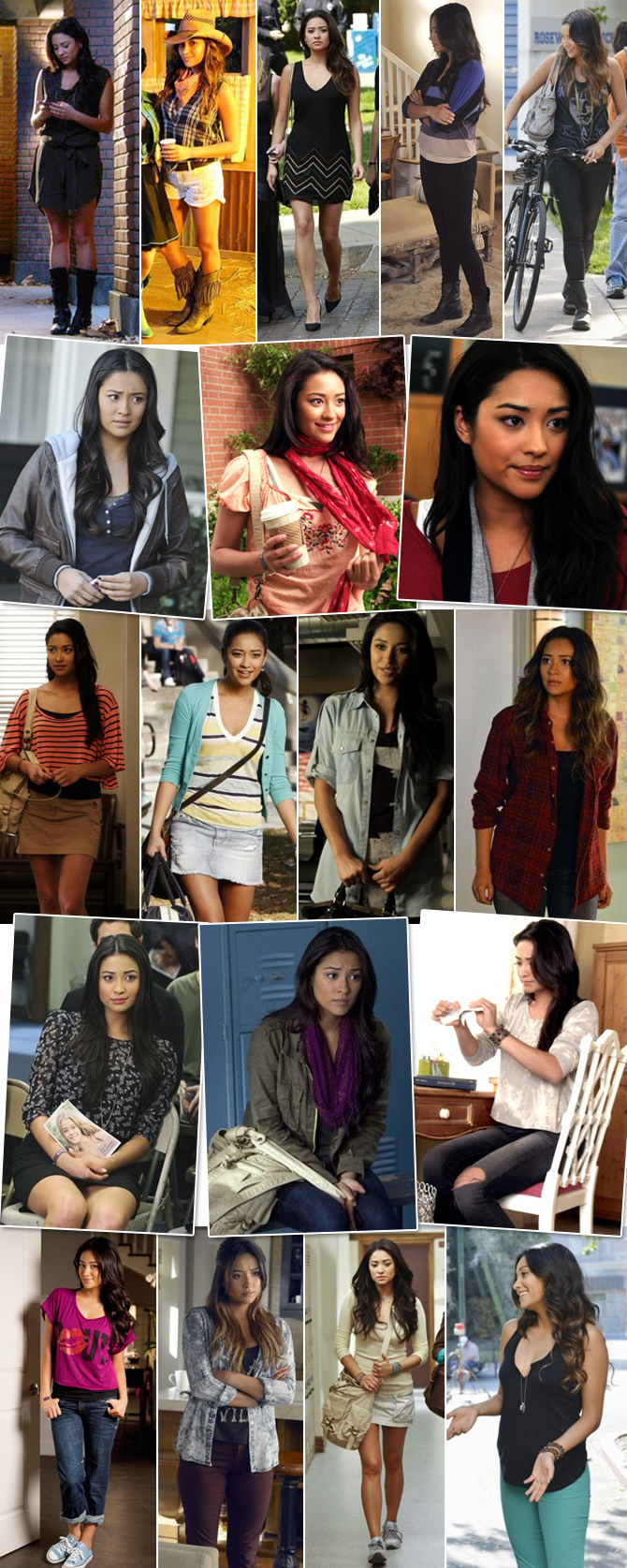 O estilo das liars - emily fields copy