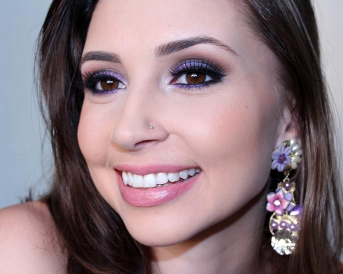 04 - maquiagem colorida com roxo e azul