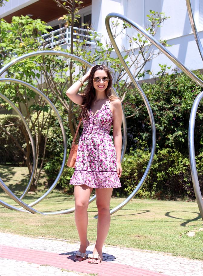 5- look do dia vestido florido jurere internacional sempre glamour