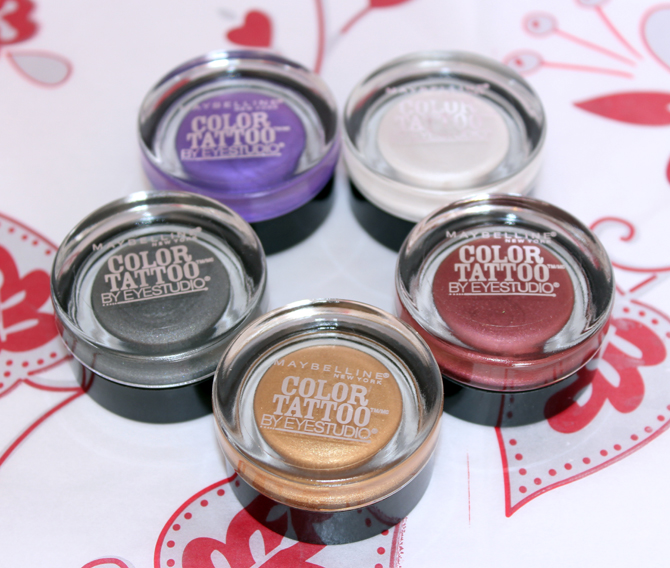 2- sombras color tattoo maybelline