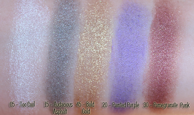 4- sombras color tattoo maybelline