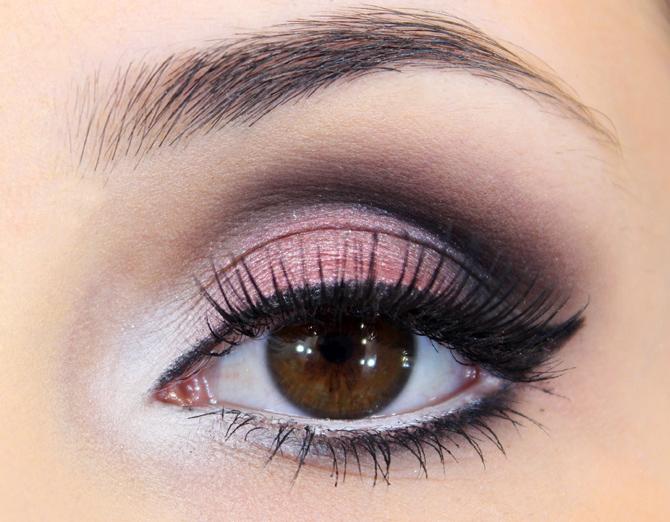 07 - tutorial de maquiagem com sombra rosa beata tracta