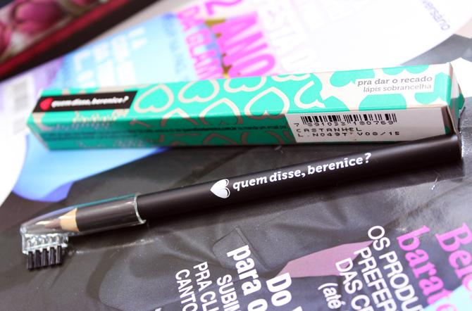 lápis para sobrancelha quem disse berenice
