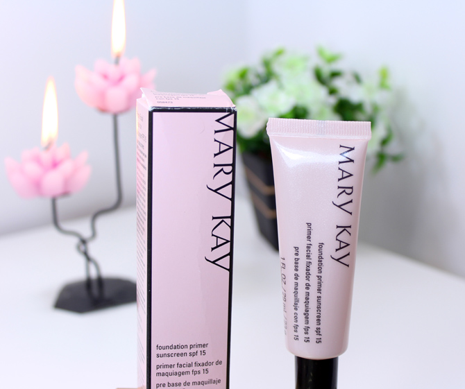 01 - primer mary kay resenha sempre glamour