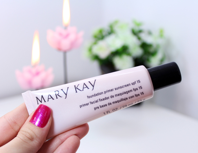02 - primer mary kay resenha sempre glamour